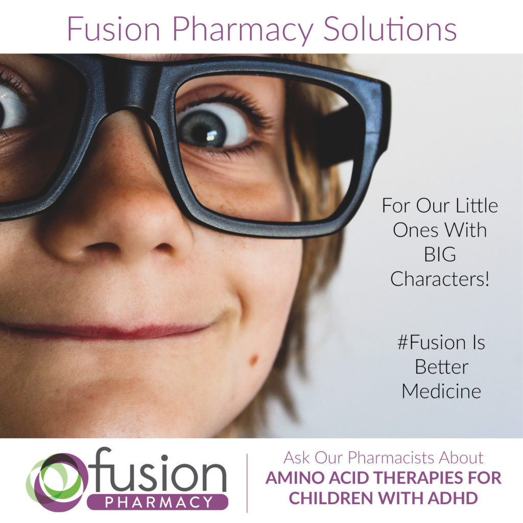 ADHD Amino Acids Fusion Pharmacy