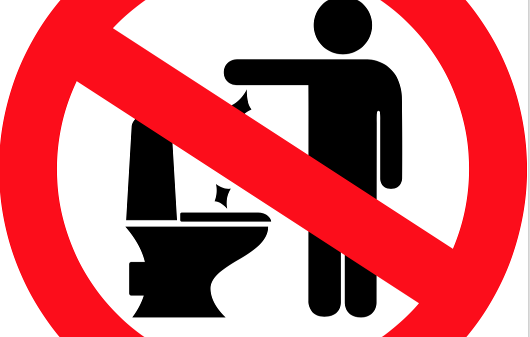 Don't Be in a Rush to Flush!